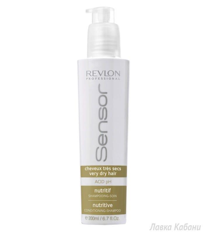 Фото Revlon Professional SENSOR Shampoo Nutritive