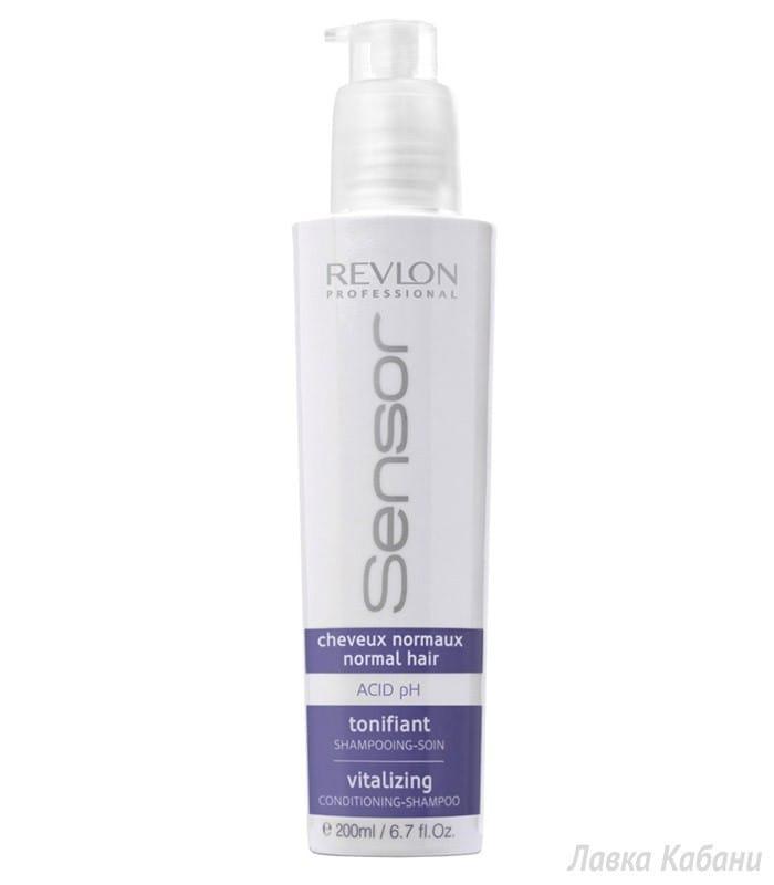 Фото Revlon Professional SENSOR Shampoo Vitalizing