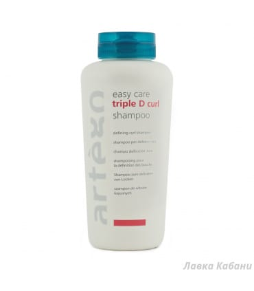 Шампунь для вьющихся волос Triple D Curl Artego