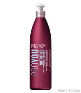 Фото Revlon Professional Pro You Nutritive Shampoo