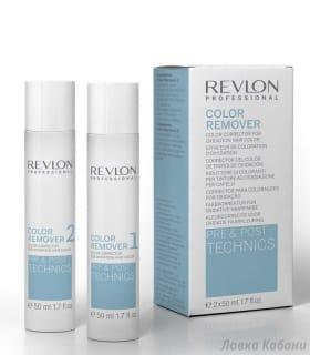 Фото Средства для коррекции искусственного пигмента Revlon Professional COLOR REMOVER