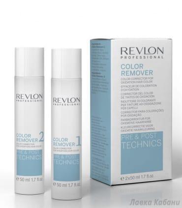 Средство для коррекции искусственного пигмента Revlon Professional Color Remover