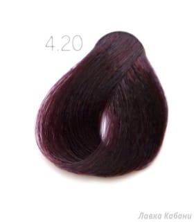 Безаммиачный краситель Revlon Professional YOUNG COLOR EXCEL 4.20
