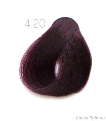 4.20 Безаммиачный краситель Revlon Professional Young Color Excel
