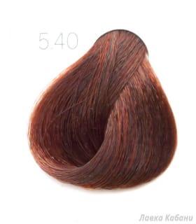 Безаммиачный краситель Revlon Professional YOUNG COLOR EXCE 5.40
