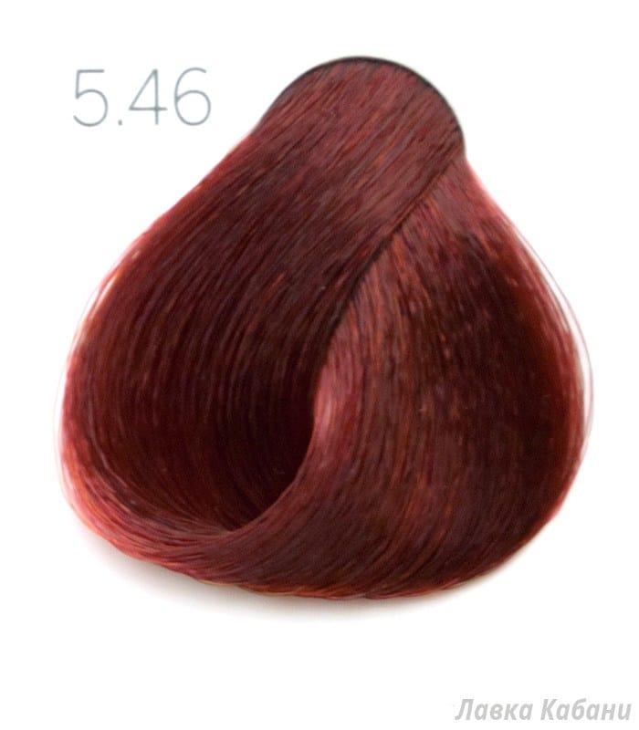 Безаммиачный краситель Revlon Professional YOUNG COLOR EXCE 5.46