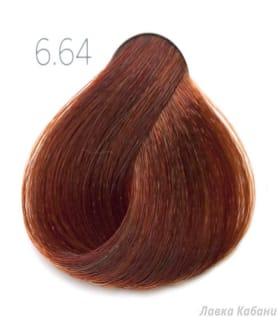 Безаммиачный краситель Revlon Professional YOUNG COLOR EXCE 6.64