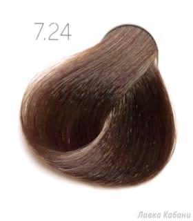Безаммиачный краситель Revlon Professional YOUNG COLOR EXCE 7.24
