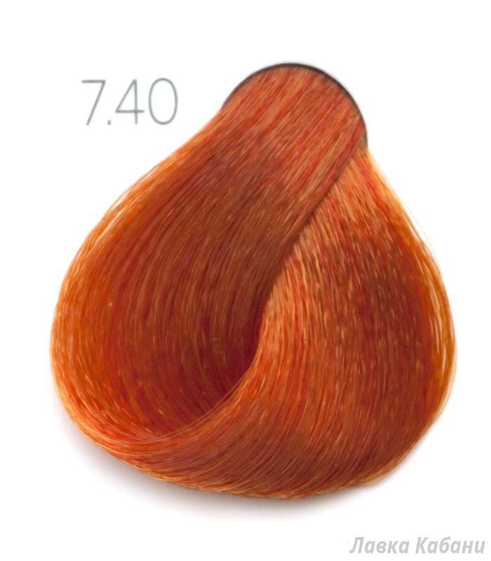 Безаммиачный краситель Revlon Professional YOUNG COLOR EXCE 7.40