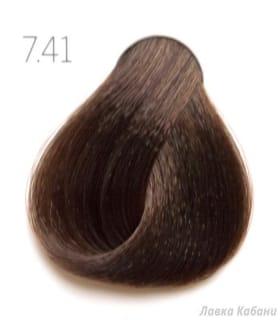 Безаммиачный краситель Revlon Professional YOUNG COLOR EXCE 7.41