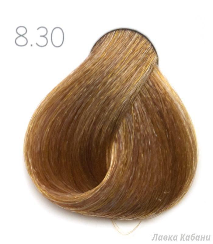 Безаммиачный краситель Revlon Professional YOUNG COLOR EXCE 8.30