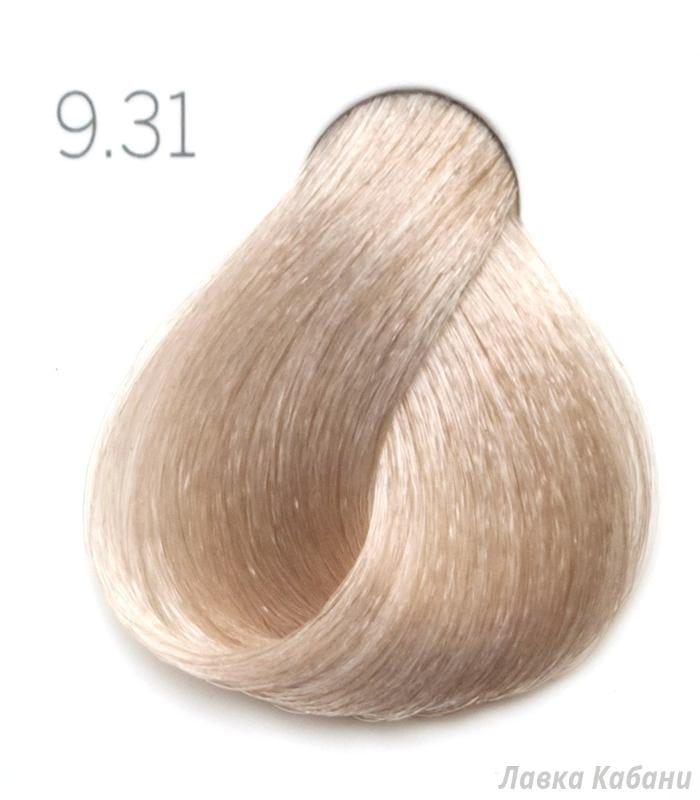 Безаммиачный краситель Revlon Professional YOUNG COLOR EXCE 9.31