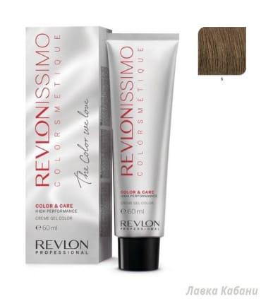 6/0 Темный блонд Revlon Revlonissimo Colorsmetique
