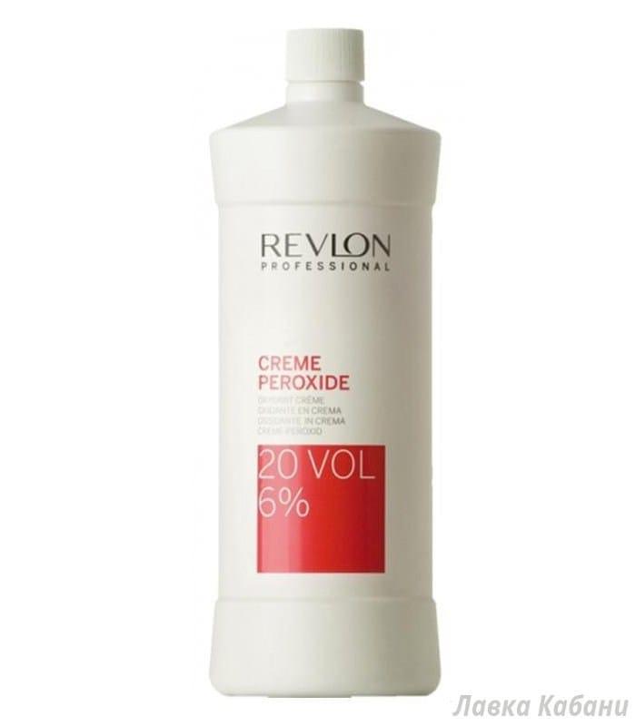 Фото окислителя 6% REVLON PROFESSIONAL