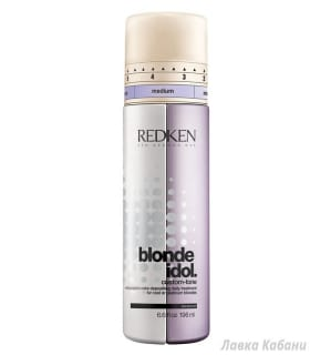 Фото Redken Blonde Idol Custom-Tone Violet Conditioner