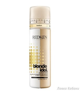 Фото Redken Blonde Idol Custom-Tone Gold Conditioner Idol