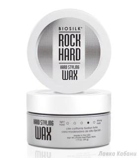 Фото Воска сильной фиксации Biosilk Rock Hard Styling Wax