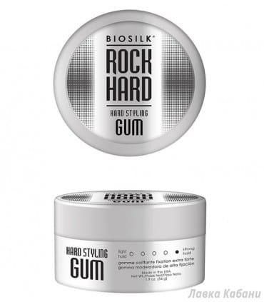 Крем-гель экстрасильной фиксации BioSilk Rock Hard Styling Gum