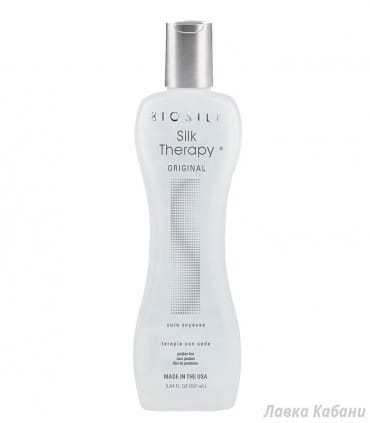 Жидкий шелк для волос Biosilk Original