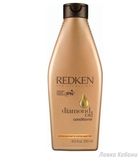 Фото Кондиционера для ломких волос Redken Diamond Oil