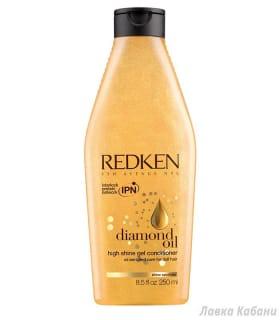 Фото кондиционера для тонких волос Redken Diamond Oil