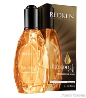 Фото Redken Diamond Oil Shatterproof Shine