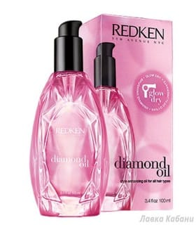 Фото Redken Diamond Oil Glow Dry