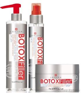 Фото Ботокса для волос Lovien