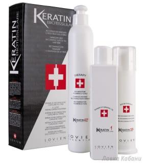 Фото Системы глубокого восстановления волос Lovien Keratin Hair Reconstruction System