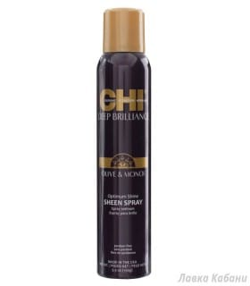 Фото блеска для волос CHI Deep Brilliance