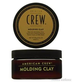 Фото глины для моделирования волос American Crew