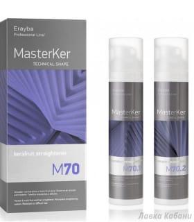 Система для выпрямления волос Erayba Masterker М70