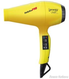 Giallo Babyliss Pro BAB6350IYE фен с ионизацией