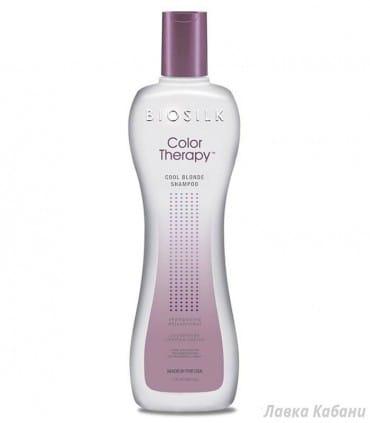 Шампунь для осветленных волос Biosilk