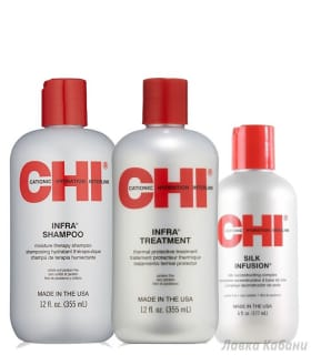 Фото Chi Infra Cleanse & Shine Kit