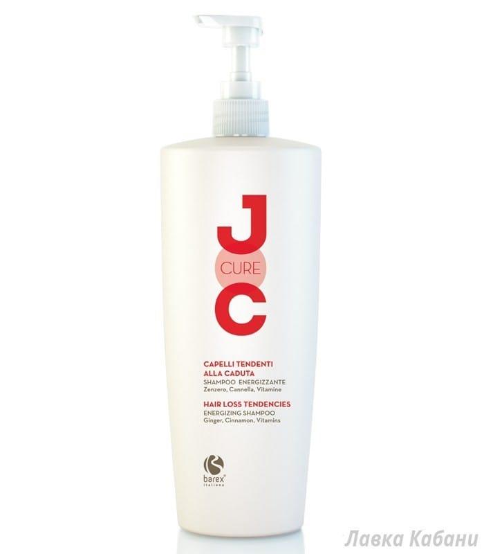 Фото Шампуня против выпадения волос Barex Joc Cure, 1000 мл