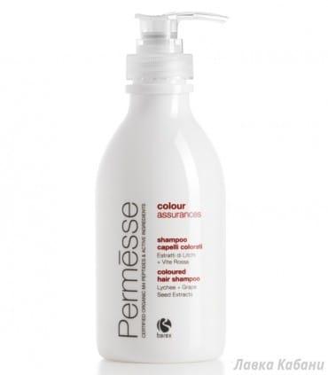 Шампунь для окрашенных волос Barex Permesse 250 мл