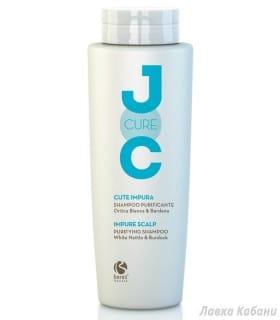 Фото Очищающего шампуня Barex Joc Cure 250 мл
