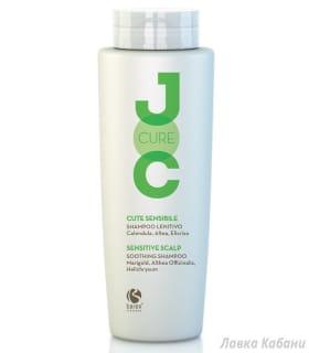 Фото шампуня для чувствительной кожи головы Barex Joc Cure