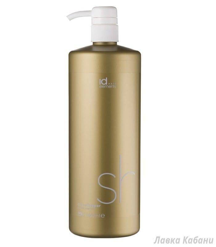 Фото Шампуня для окрашенных волос Id Hair Gold Colour Keeper Shampoo, 1000 мл