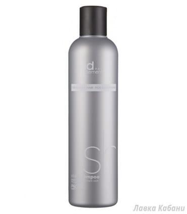 Шампунь для осветленных волос Id Hair Silver
