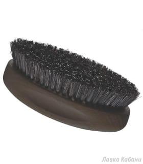 Фото Овальной щетки для бороды и усов 3ME Maestri