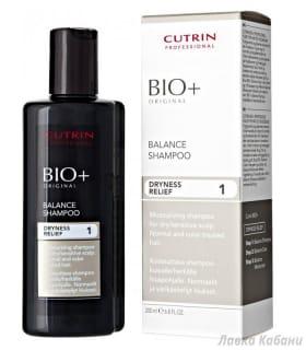 Фото Balance Shampoo Cutrin BIO+ 200 мл