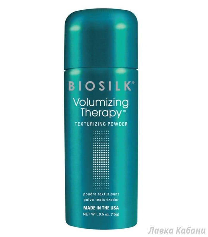 Фото пудры BioSilk Volumizing Therapy Texturizing Powder