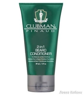 Фото Кондиционера для бороды 2-в-1 Clubman Pinaud