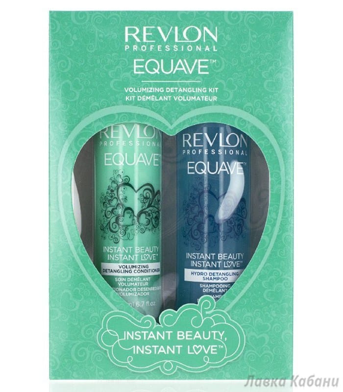 Фото набора Revlon Professional Volumizing Love Box