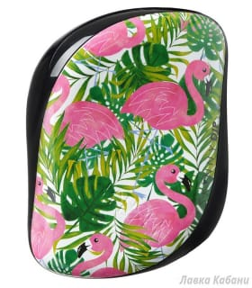 Фото 3 Tangle Teezer Compact Styler Flamingo Skinny Dip White