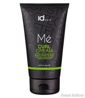 Фото Крем-стайлинга для кудряшек Id Hair ME Curl Cream