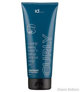 Фото маски для вьющихся волос Id Hair Curly Conditioner