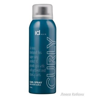 Фото Спрея для завитков Id Hair Curly Spray